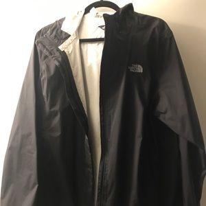 North face weatherproof jacket